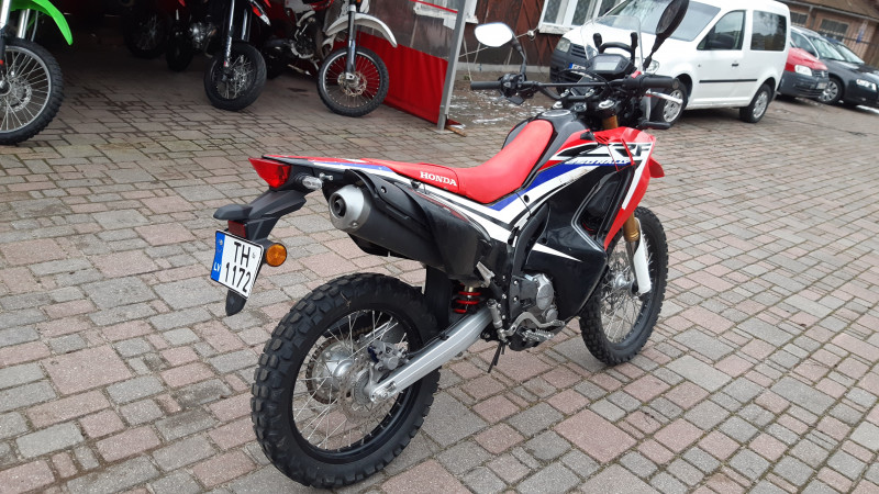 HONDA CRF250RLA Rally