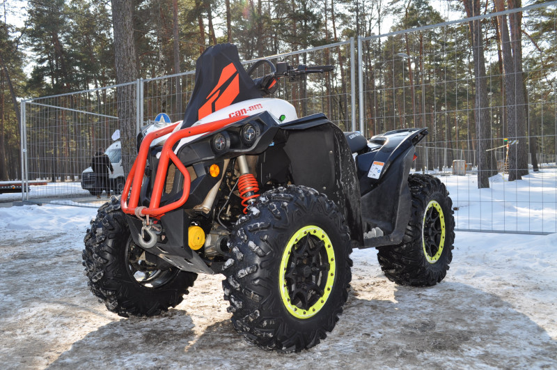 CAN-AM RENEGADE 570 X XC