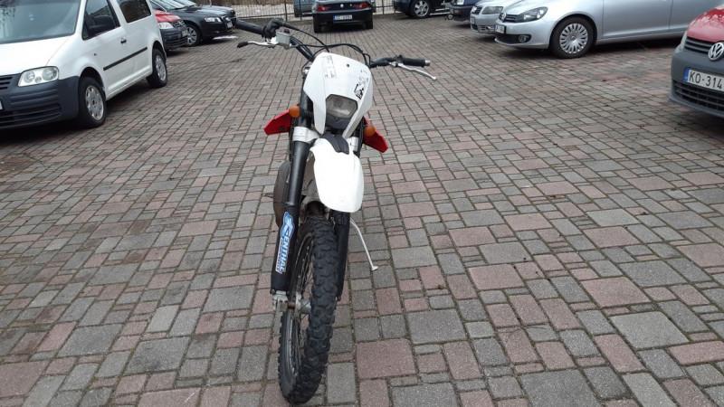 Husqvarna WR125