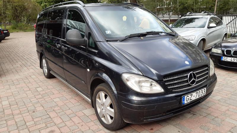 Mercedes benz Vito 111