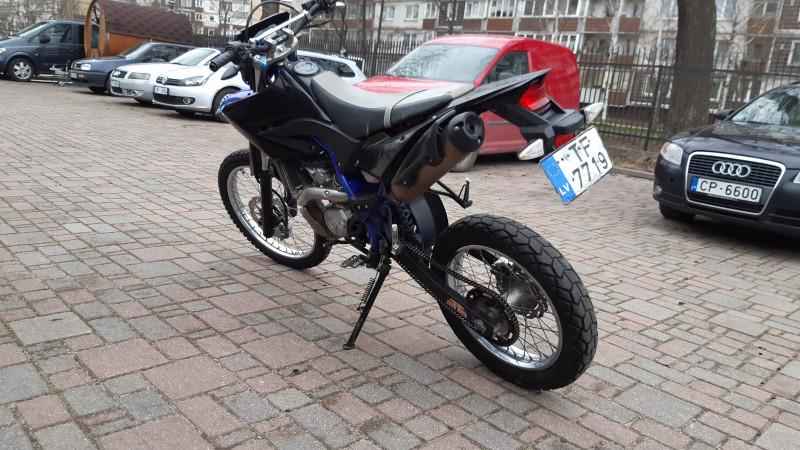 Yamaha WR 125R