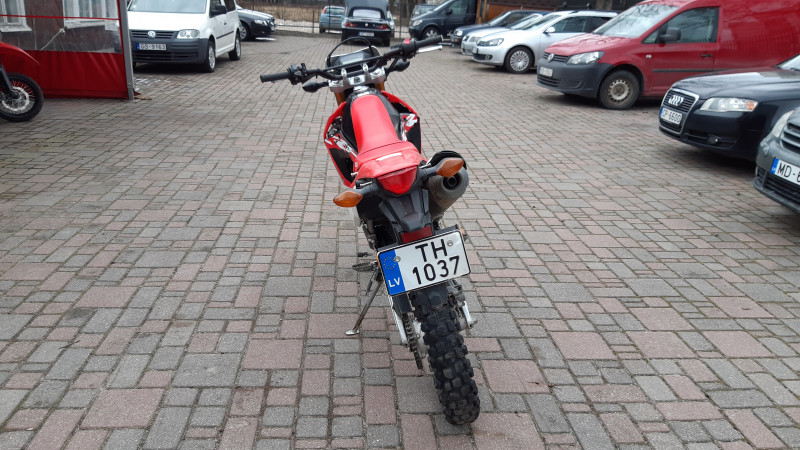 HONDA CRF250LA