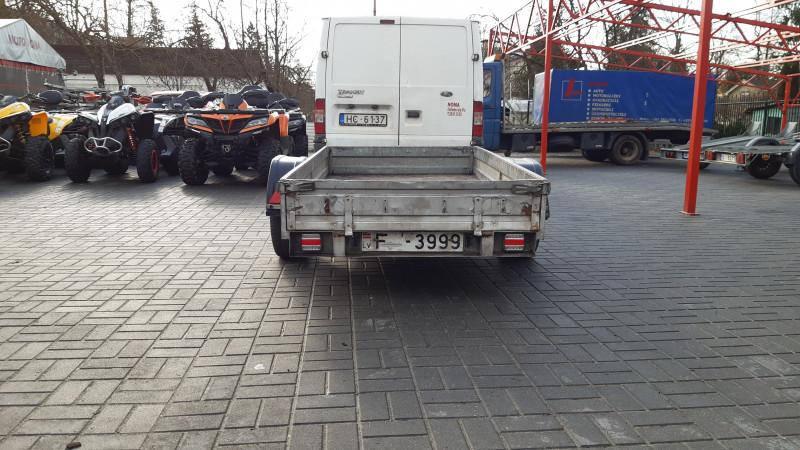 LLT 8102 Piekabe kravas kaste