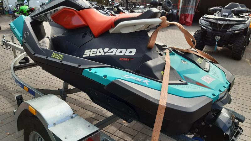 SEA DOO SPARK 2UP 900KO / IBR TRIX