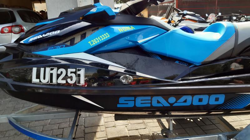SEA DOO GTR 230
