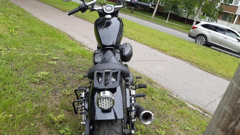 Yamaha XVS950CU