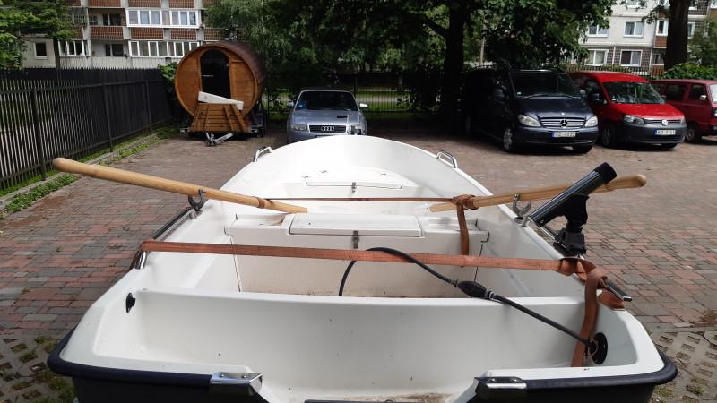 AMBER 360E Airu laiva